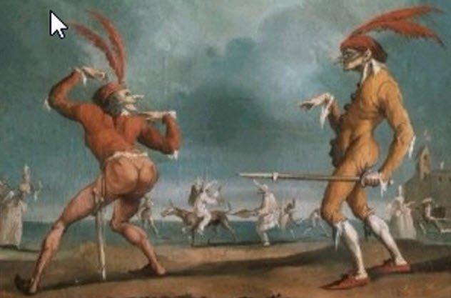 8-aztec-clowns