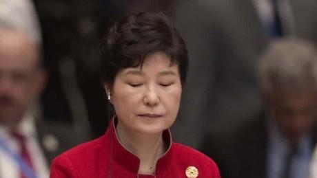 South Korean PresidentImpeached